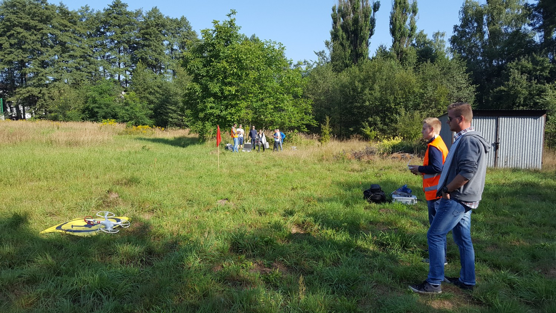 Szkolenie UAVO VLOS Kraków