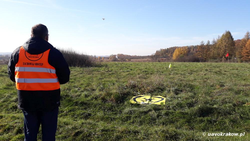 Szkolenie UAVO VLOS - Listopad 2017 - uavokrakow.pl