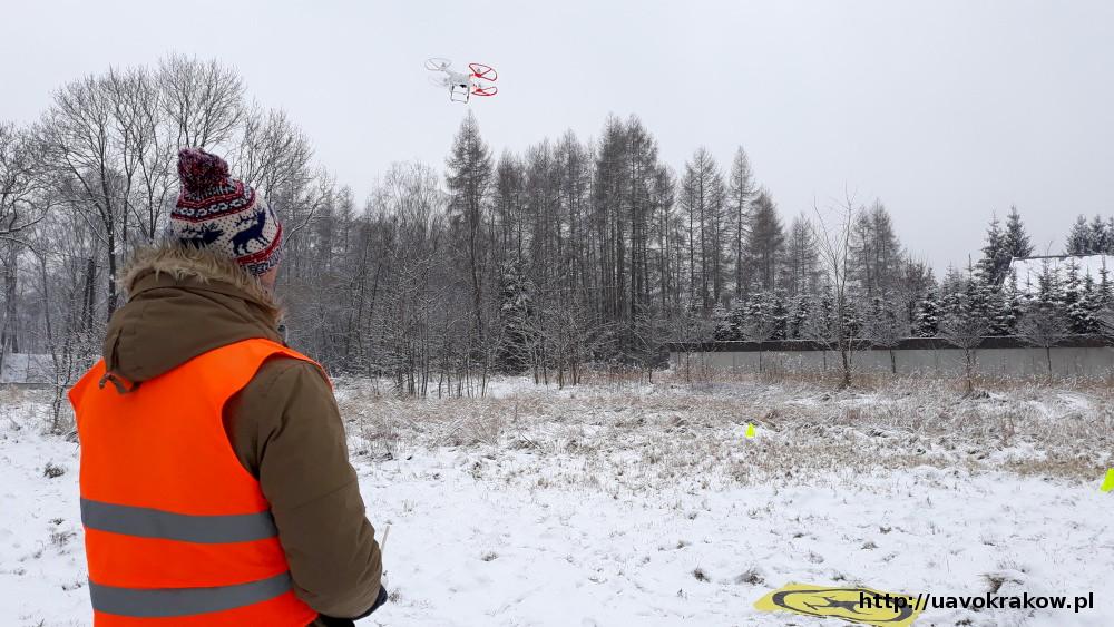 Szkolenie UAVO VLOS Kraków - Luty 2018