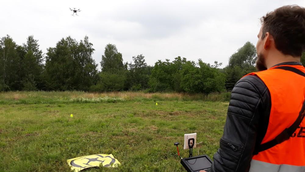 Szkolenie indywidualne UAVO VLOS MR<25kg - 15.06.2018