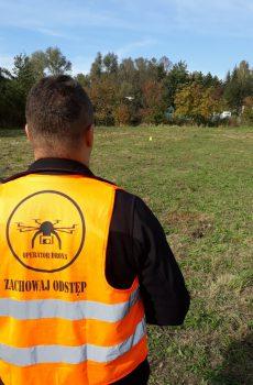 Szkolenia UAVOKrakow.pl - Październik 2018
