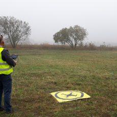Szkolenia BVLOS UAVOKrakow.pl - Listopad 2018