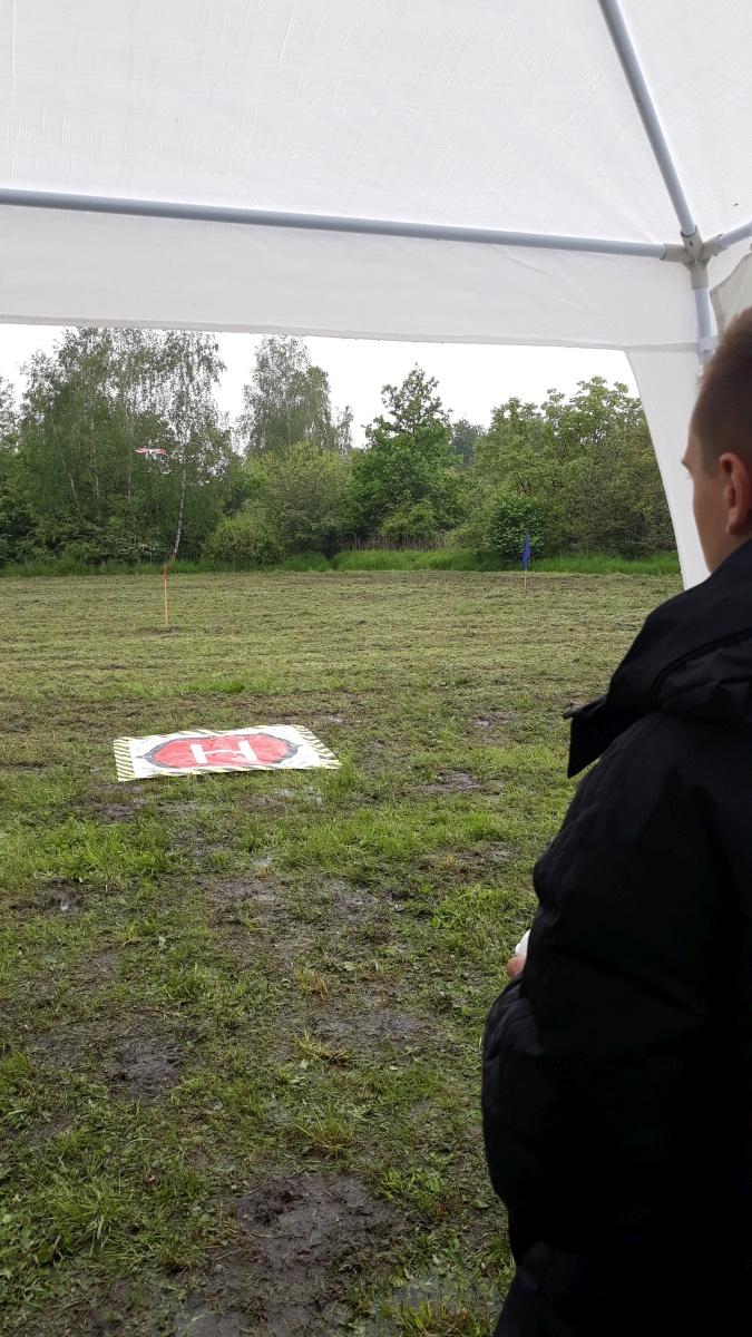 Szkolenie VLOS MR<5kg - UAVOKrakow.pl - 20-24.05.2019r.
