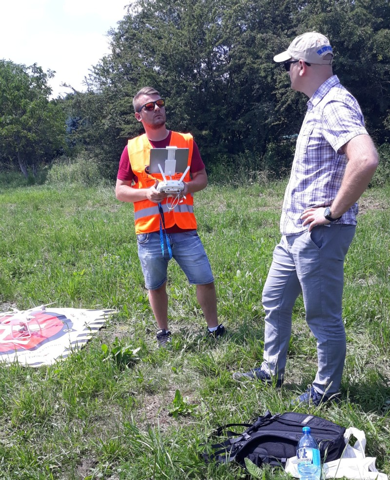 Szkolenie UAVO VLOS/BVLOS - 3-7.06.2019 - UAVOKrakow.pl