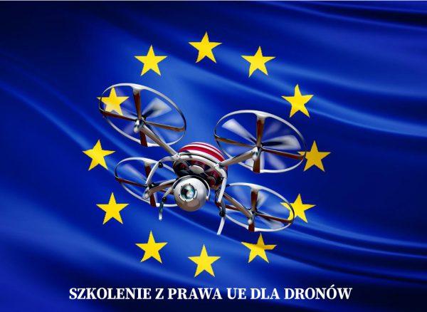 Szkolenie - prawo UE dla dronów